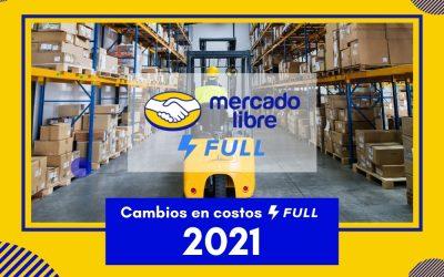 CAMBIOS EN FULL 2021