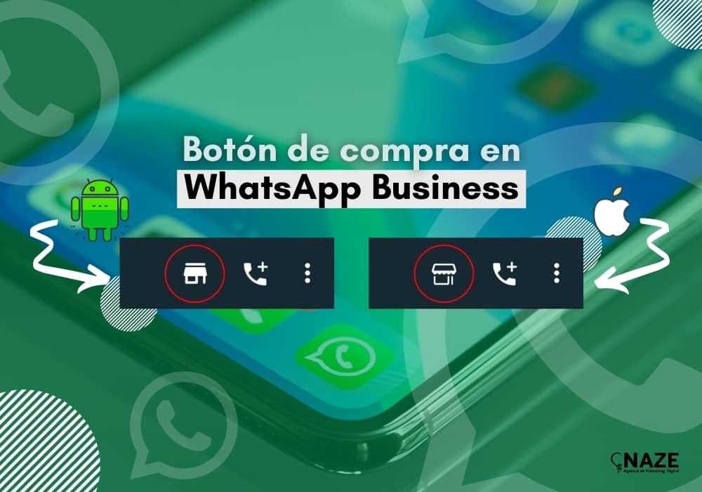Botón de compra en WhatsApp Business | Ndigital