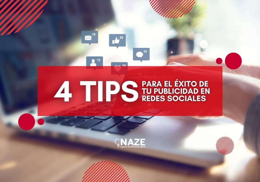 4 Tips para el éxito de tu publicidad en redes sociales | Ndigital