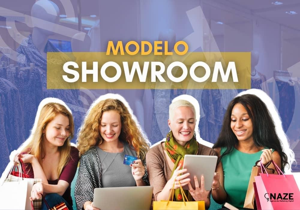 Modelo Showroom | Ndigital