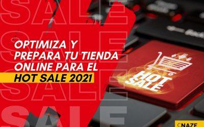 Optimiza y prepara tu tienda online para el Hot Sale 2021